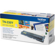 Brother Tonerkassette TN- 230Y, gelb