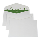 Enveloppes extra blanches